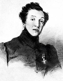 Nadezhda Durova (image from www.hrono.info)
