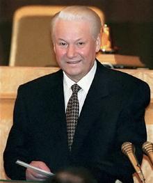 Boris Yeltsin (AFP Photo)