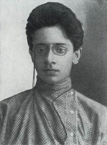 Yakov Sverdlov, 1904