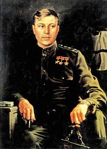 Aleksandr Pokryshkin