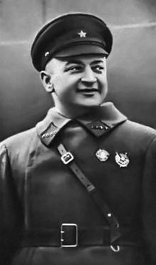 Mikhail Tukhachevsky (image from www.istorya.ru)