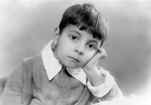 Mikael Tariversiev in childhood