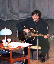 Юрий Шевчук. Сольный концерт в Барнауле (Photo by Andrey Churilov)
