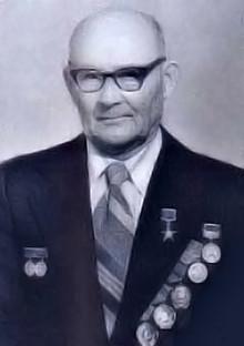 Nikolay Makarov (Photo from www.gunsite.narod.ru)