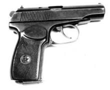 The Pistol of Makarov