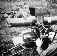 "The ""9K111 Fagot"" anti-tank missile system"